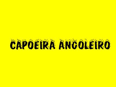 Capoeira Angoleiro