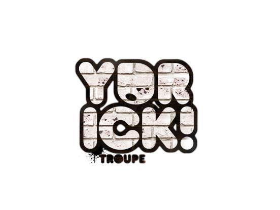 Yorick Troupe